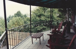 Double-Line Rail - Exterior Metal Railing in Birmingham AL