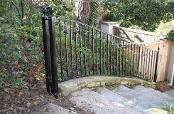 The Fairway - Iron Exterior Railings in Birmingham AL