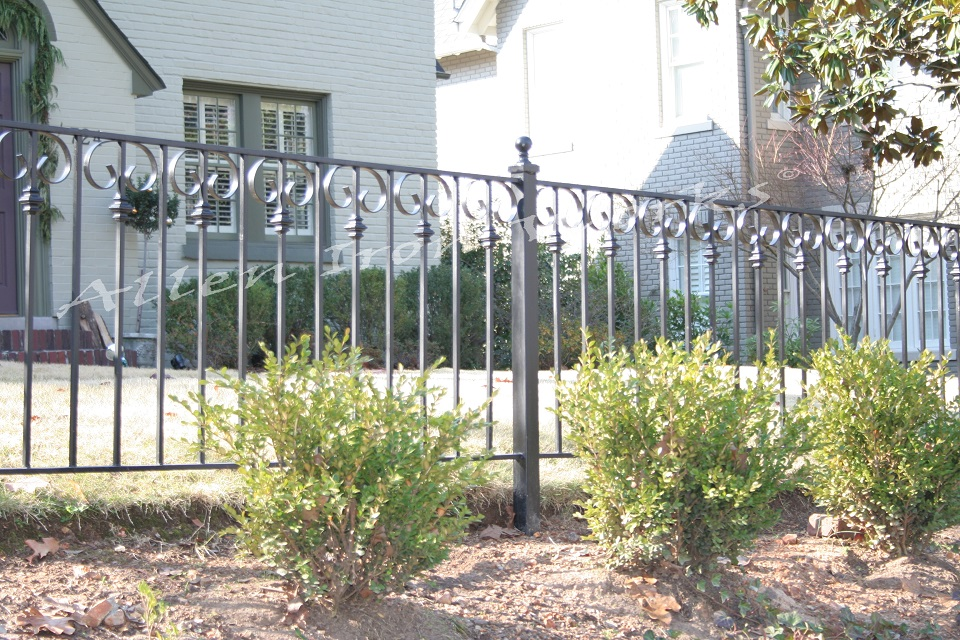 The Clairmont - Corporate Iron Fencing Birmingham AL
