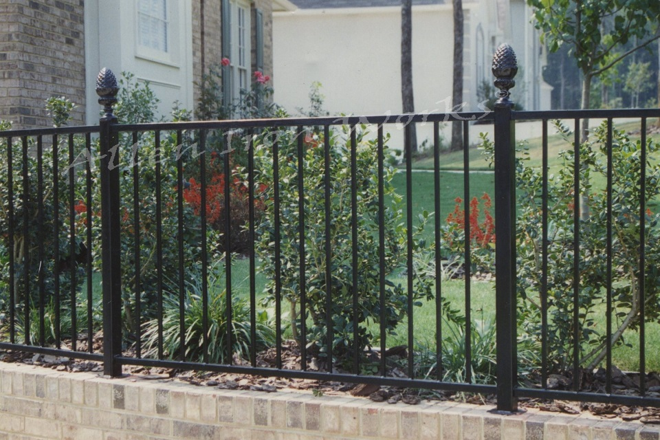 The Trace - Custom Yard Fencing Birmingham AL