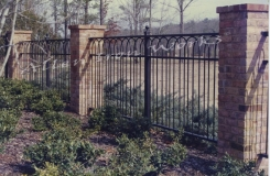 The Brooke - Neighborhood Iron Fencing Birmingham AL
