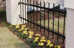 The Cluster - Residential Iron Fencing Birmingham AL
