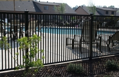 The Parke - Swimming Pool Fencing Birmingham AL