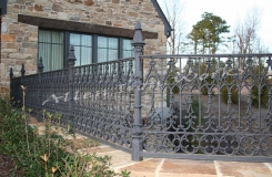 The Cathedral - Church and Residential Iron Fencing Birmingham AL