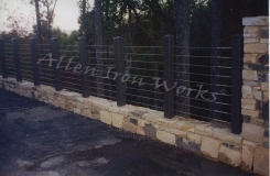 The Duell - Iron Fencing in Birmingham AL