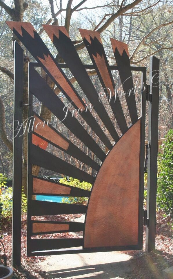 iron-sun-ray-gate-birmingham-al