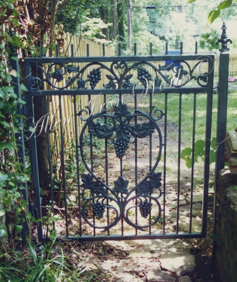 Iron Vineyard Garden Gate Birmingham Al