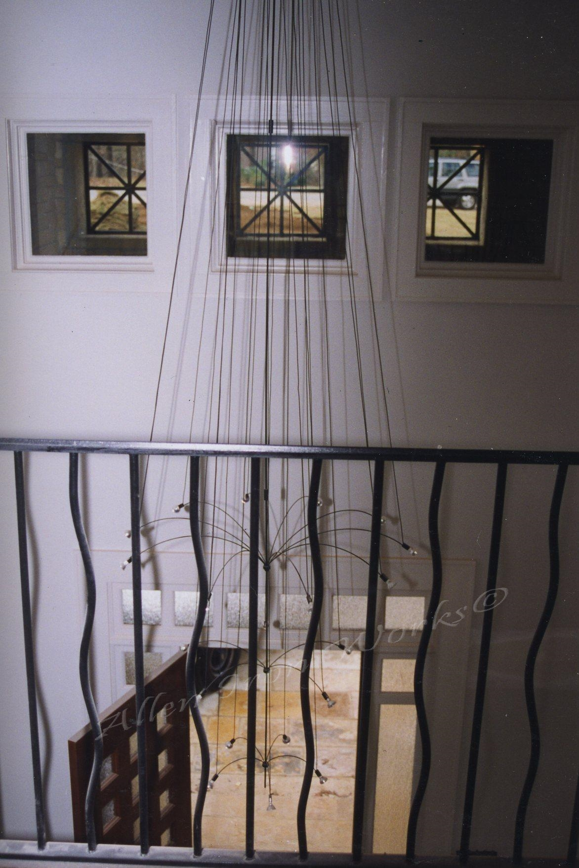 hand-forged-contemporary-design-wrought-iron-interior-hand-railing-birmingham-al