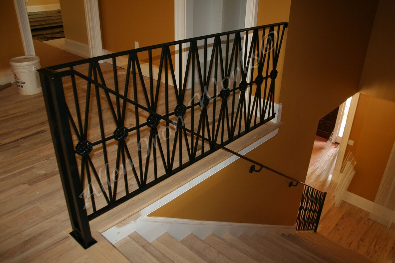 multi unit commercial interior railing mail e k gallery railings s