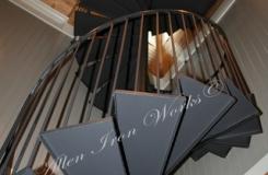 3 Story Spiral Stairs Birmingham AL