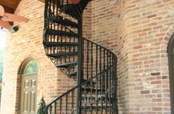 High End Spiral Stairs Birmingham AL