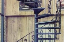 Metal Spiral Stairs Birmingham AL