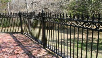 Iron Fencing Birmingham AL