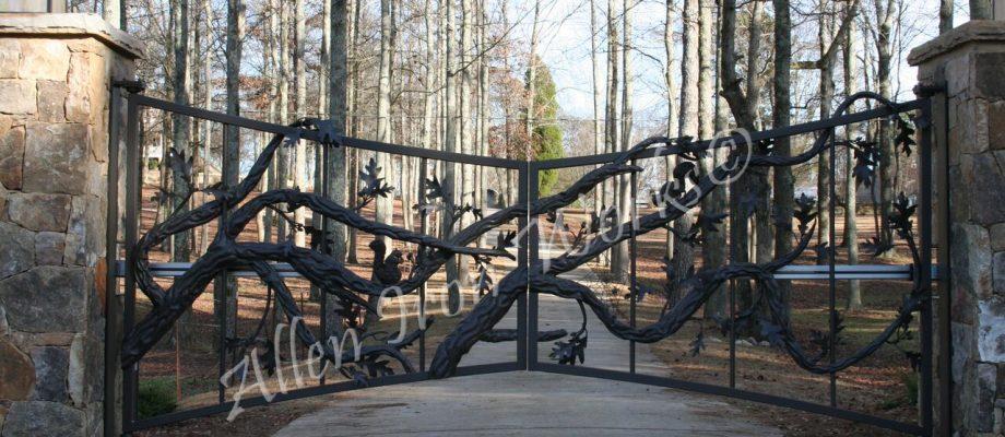 Iron Gate Picture Slider 2