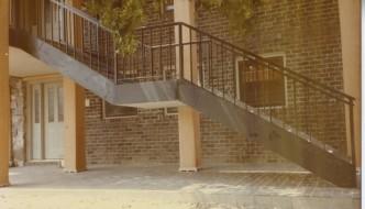 Steel Stairs Birmingham AL